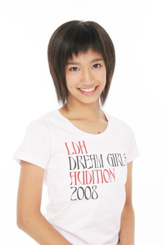 Suzuki Yurino - LDH DREAM GIRLS AUDITION 2008